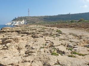 צילום 9. חוף ראש הנקרה