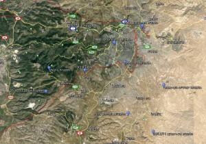 חלמוניות קטלב סנסן מפה 1