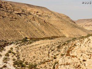 רכס ירוחם. צילום: יעל אורגד ©