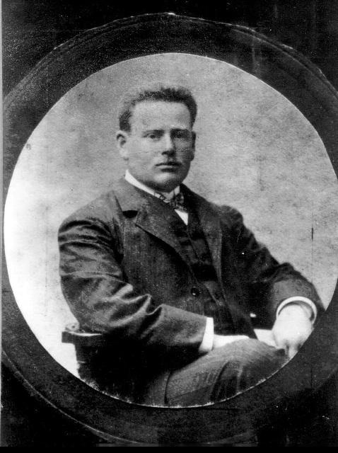 אהרן אהרנסון, 1910