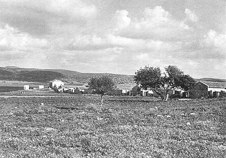 תחנת הניסיונות בעתלית, 1912