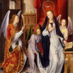 הבשורה (Hans Memling, 1482)