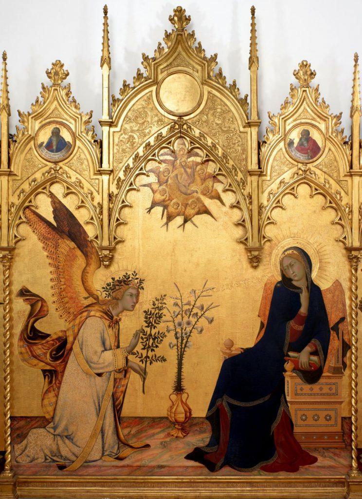 הבשורה לפי סימונה מרטיני (1333)