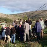 סיכום השתלמות כלנית בגליל העליון, בצפון הגולן ובחרמון – 7.12.2017