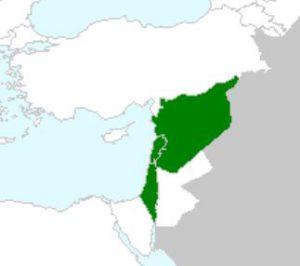 מפת תפוצה פ.החומות, אתר הפלורה של אירופה והים התיכון.