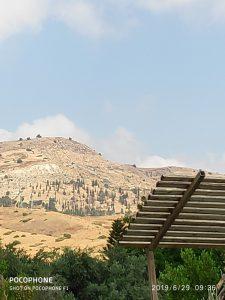 רכס מצפה-אלות. צילם דוד פורת ©